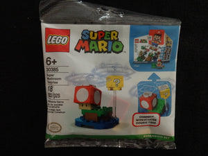 Lego Super Mario Super Muscroom Surprise Expension Set
