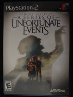 Lemony Snicket's A Series of Unfortunate Events PlayStation 2