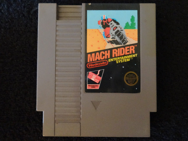 Mach Rider Nintendo Entertainment System