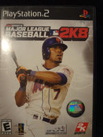 Major League Baseball 2K8 Sony PlayStation 2