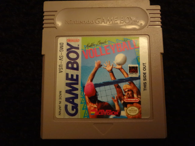 Malibu Beach Vollyball Nintendo GameBoy
