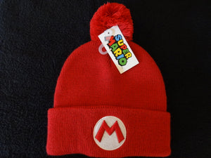 Mario Cold Weather M Beanie