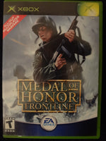 Medal Of Honor Frontline Microsoft Xbox