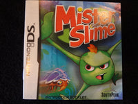 Mister Slime Instruction Booklet