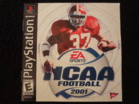 NCAA Football 2001 Sony PlayStation