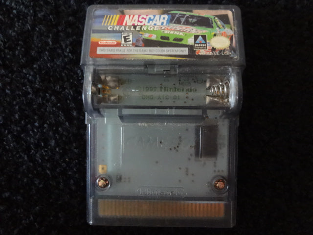 Nascar Challenge Nintendo GameBoy Color