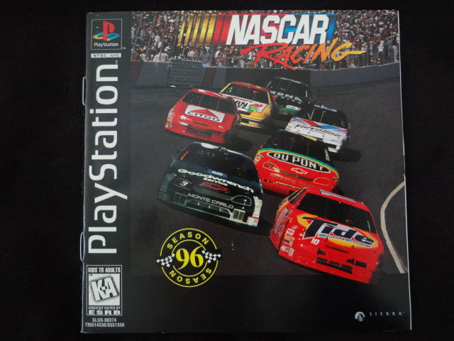 Nascar Racing PlayStation 1