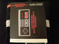 Nintendo Controller Plush Fleece Throw