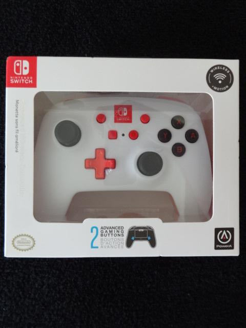 Nintendo Switch Wireless Controller Power A