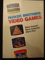 Parker Brothers Catalog