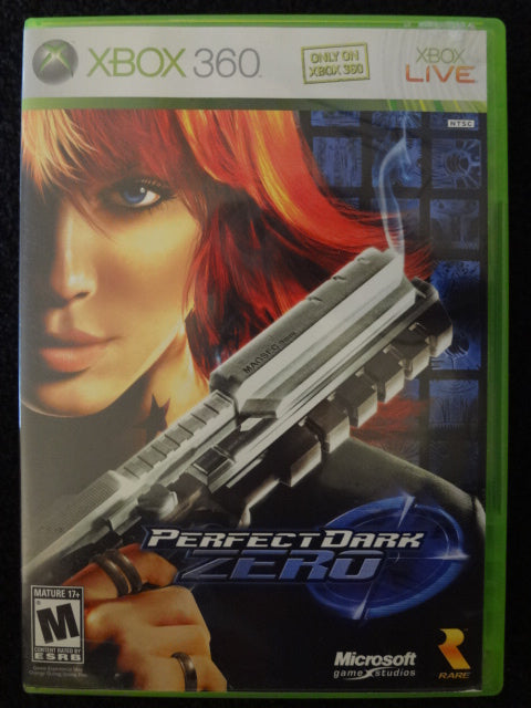 Perfect Dark Zero Microsoft Xbox 360