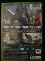 Peter Jackson's King Kong The Official Game of the Movie Microsoft Xbox