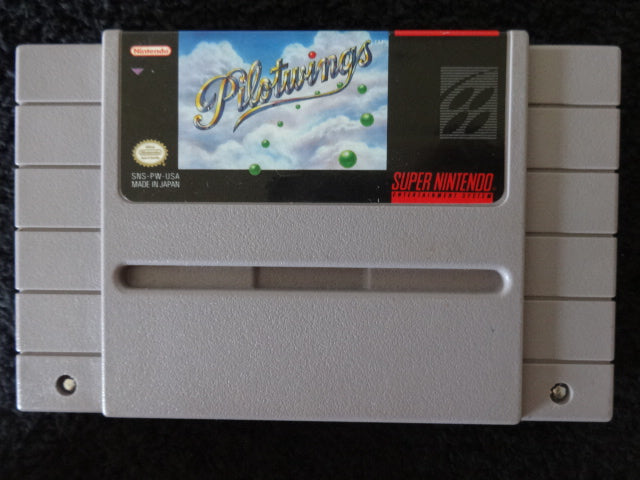Pilotwings Super Nintendo