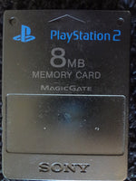 Playstation 2 Memory Card