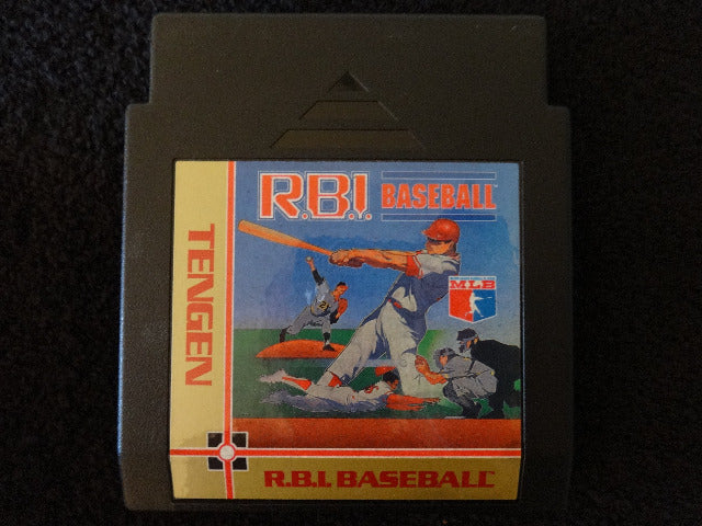 R.B.I. Baseball Nintendo Entertainment System