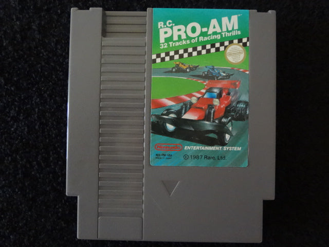 R.C. Pro-Am Nintendo Entertainment System