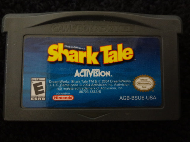 Shark Tale Nintendo GameBoy Advance