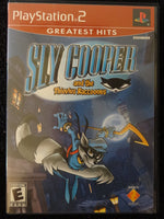 Sly Cooper And The Thievious Raccoonus Sony PlayStation 2
