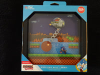 Sonic The Hedgehog Wrecking Ball 3D Pixel Frame