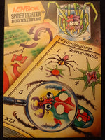 Spider Fighter Instruction Booklet Atari 2600