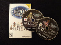 Star Ocean Till The End Of Time Sony PlayStation 2
