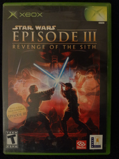 Star Wars Episode Iii Revenge Of The Sith Many Cool Things