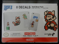 Super Mario Bros. 3 Classic 8-Bit Tech Decals