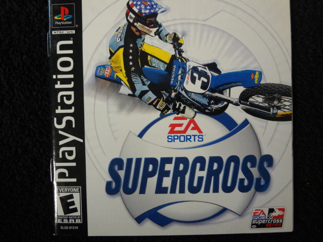 Supercross Sony PlayStation