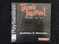 Tecmo's Deception Invitation To Darkness