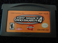 Tony Hawk's Pro Skater 4 Nintendo GameBoy Advance