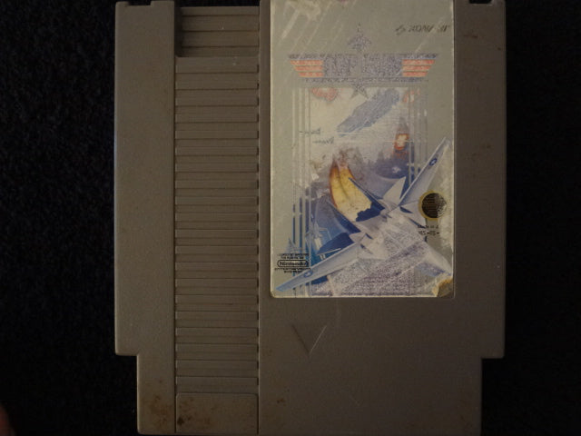 Top Gun Nintendo Entertainment System