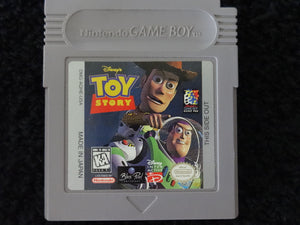 Toy Story Nintendo GameBoy