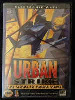 Urban Strike The Sequel To Desert Strike Sega Genesis