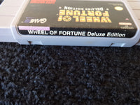 Wheel Of Fortune Deluxe Edition Super Nintendo