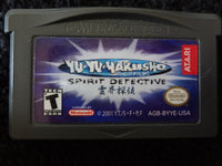 Yu-Yu-Hakusho Spirit Detective Nintendo GameBoy Advance