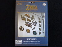 Zelda Breath Of The Wind Magnets