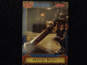 Darknut Sword Zelda Collectors Card 49