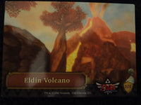 Eldin Volcano Zelda Collectors Card 101