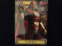 Ganondorf Zelda Collectors Card 9