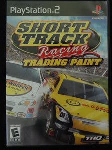 Short Track Racing Trading Paint_Sony PlayStation 2
