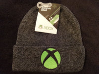 xBox 3D Logo Embroidered Cold Weather Knit Hat