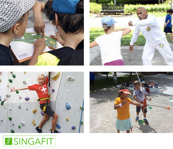 Multi-sports & Nature Camp - Oct 29th to Nov 2nd - Bishan