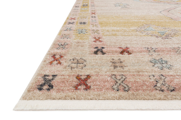 Graham Rug, Antique Ivory/Multi
