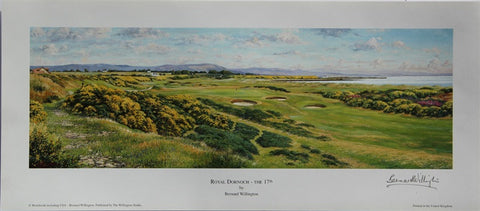 17th Hole Royal Dornoch