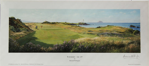 Turnberry - The 12th Tee