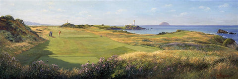 Turnberry 12th