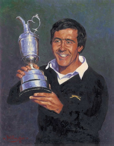 "Seve Ballesteros ""British Open Champion 1984"""