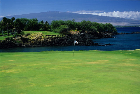 3rd Hole at Mauna Kea Golf Course