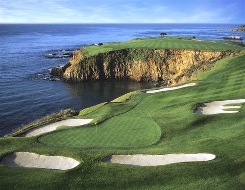 8th Hole Pebble Beach Golf Links