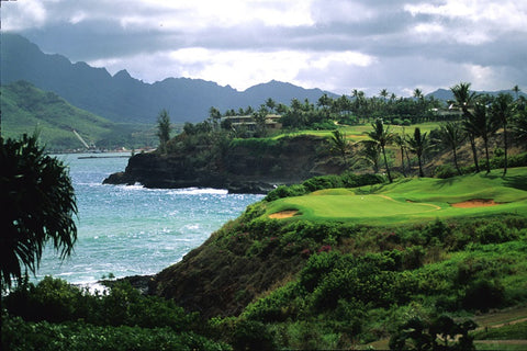 The 13th Hole, Kiele Course, Kauai